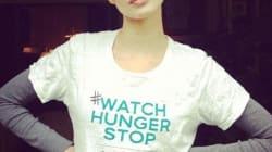 Michael Kors s'associe avec des mannequins pour lutter contre la faim dans le