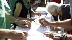 Un millón de firmas contra la reforma