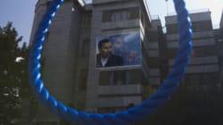 En Iran, le pendu