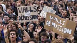 Des milliers de lycéens dans les rues de Paris en soutien à