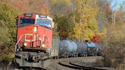 Wisconsin Town Evacuated After CN Rail