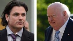 Les motions de suspension des sénateurs fautifs provoquent un débat