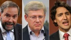 Élections fédérales: les débats diffusés les 7 et 8