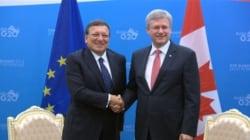 Le Canada signe un accord de libre-échange avec l'Union européenne