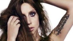 Lady Gaga quasiment nue pour la promo de son