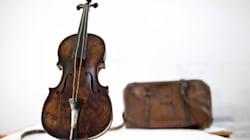 Le violon du Titanic adjugé pour 1,063 million