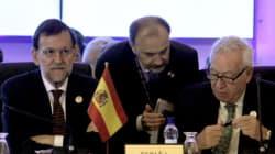 Rajoy, ante los líderes iberoamericanos: