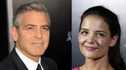 George Clooney e Katie Holmes, nuova coppia di star