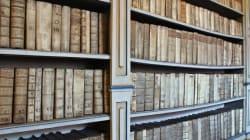 Ancient Manuscript Comes To