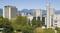 UBC Students On High Alert After Sex