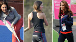 LOOK: Kate's Sporty