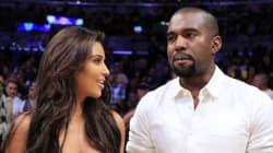 Kim et Kanye, jeunes parents fiancés, vivraient