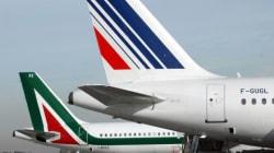 Air France minaccia il cambio di rotta da Alitalia: Parigi pronta a scendere