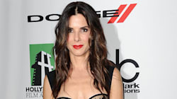 LOOK: Sandra Bullock Goes Sheer And
