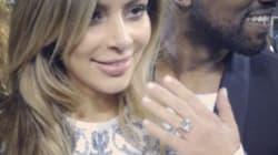 LOOK: Kim Kardashian's Engagement