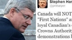 LOOK: Harper Victim Of Online