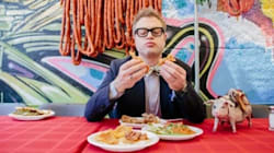 Barenaked Foodie: Steven Page Launches 'Illegal' Cooking