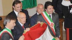 Giorgio Napolitano e Matteo Renzi, incontro in forse a Firenze in Prefettura, ma non è detta