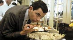 Mr Bean fait commandeur de l'Ordre de l'Empire