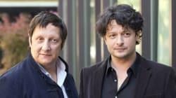 Avec Pedro Pires en attendant Triptyque - Martine