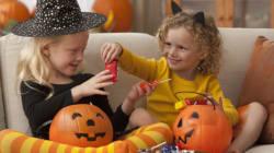 Stop Ruining Your Kids' Fun - Let Them Eat Halloween