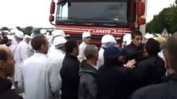 Bretagne : bagarre entre des salariés sacrifiés et des salariés sauvés de