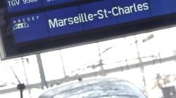 Les TGV Marseille-Lille décrochent la palme des trains les plus souvent en