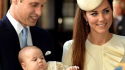 Kate Pulls Out All The Stops At Prince George's