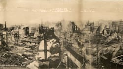 LOOK: That Time Toronto Burned