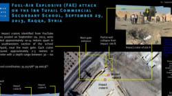 Siria: bombe