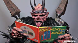 Watch Gwar's Oderus Kill Bieber, Read 'Goodnight Moon,' Visit Fox