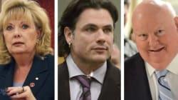 Dissensions conservatrices quant à la suspension de Duffy, Wallin et