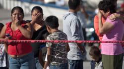 Mexique: au moins 40 blessés et 20 disparus dans une