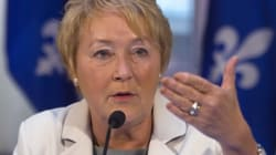 Claude Blanchet: les chefs de parti s'affrontent au sujet du
