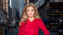 Kate Upton Is A Lady In