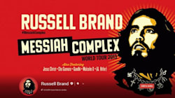 Russell Brand, il Beppe Grillo