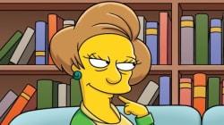 La voix d'Edna Krabappel des Simpsons