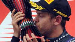 Sebastian Vettel et Red Bull Racing restent au