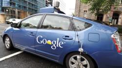 Les Google Cars conduisent mieux que vous (enfin, d'après