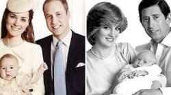 Kate sulle orme di Diana... Anche con George