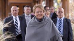 Sondage: le Parti québécois en terrain