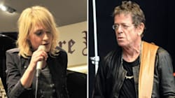 Metric Remember Recording Lou Reed Duet 'The