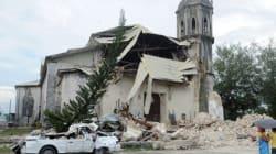 I Was Fast Asleep When a 7.2-Magnitude Earthquake Hit