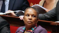Racisme : Taubira s'inquiète de la recrudescence des