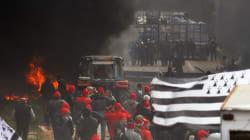 Fronde bretonne: des groupes identitaires pointés du