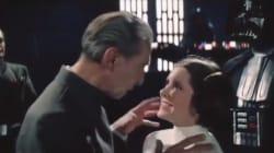 Des bloopers de «Star Wars» refont