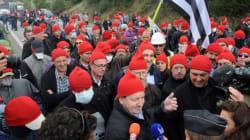 Écotaxe: itinéraire de la récupération des bonnets
