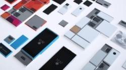Le smartphone modulable de Google disponible dès janvier