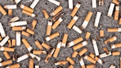 Winnipeg Man Recycles 41,767 Cigarette