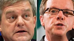 What Alward, Wall Are Urging Quebec, Ontario Not To